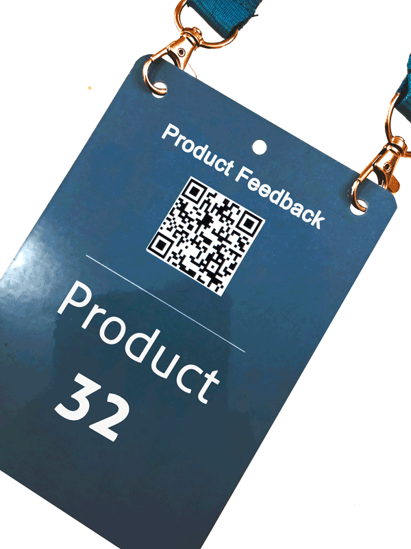 Product Embedded with Resonoi QR